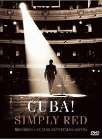 Cover Simply Red - Cuba! [DVD]